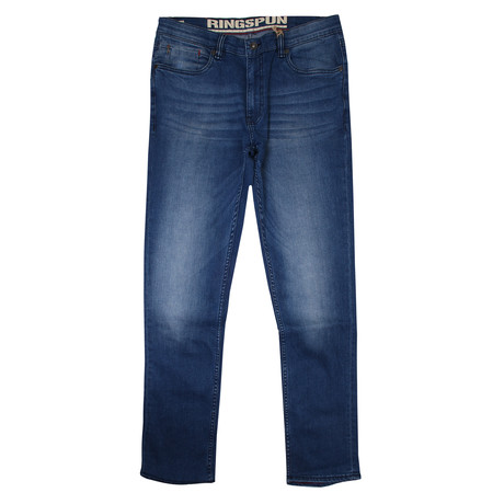 Denim Jeans // True Blue