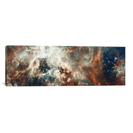"""Stardust Flare // NASA (60""""W x 20""""H x 0.75""""D)"""