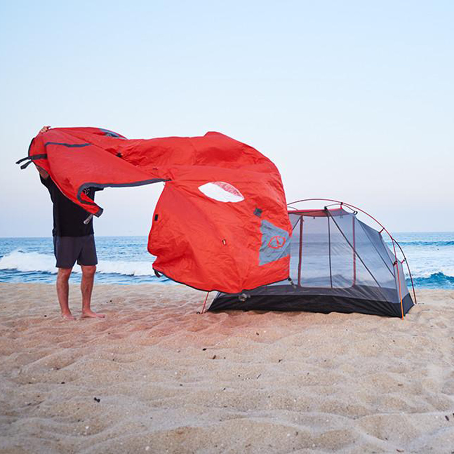 One Man Tent & One Man Tent - Poler Stuff - Touch of Modern
