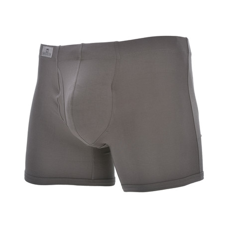Sheath 3.21 // Dual Pouch Fly Underwear // Grey (Small)