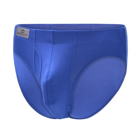 Sheath Briefs // Blue