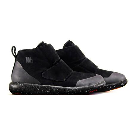 Lees Strap Sneaker // Black (US: 6)