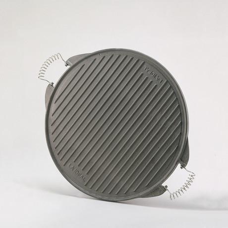 Reversible Cast Iron Griddle