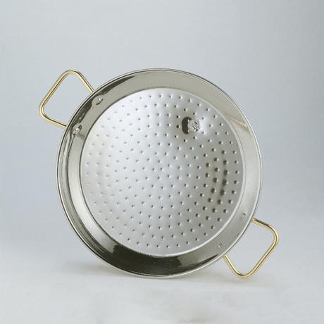 Stainless Steel Paela Pan