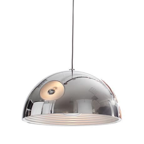 Dome Pendant // Chrome (Medium)