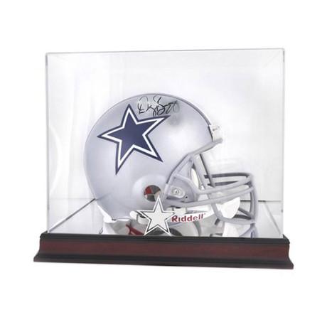 Signed + Framed Helmet // Tony Romo