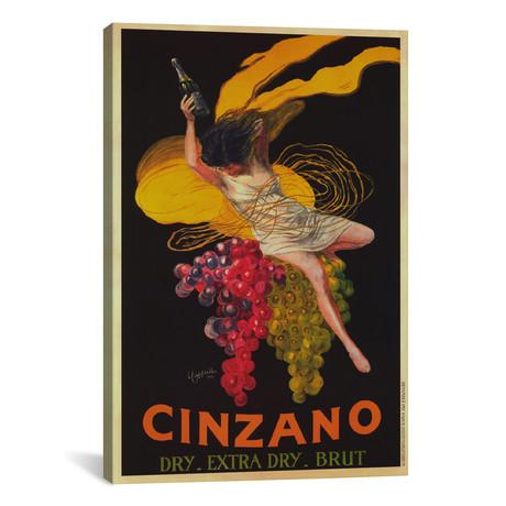 """Asti Cinzano (Vintage) // Leonetto Cappiello (26""""W x 40""""H x 1.5""""D)"""