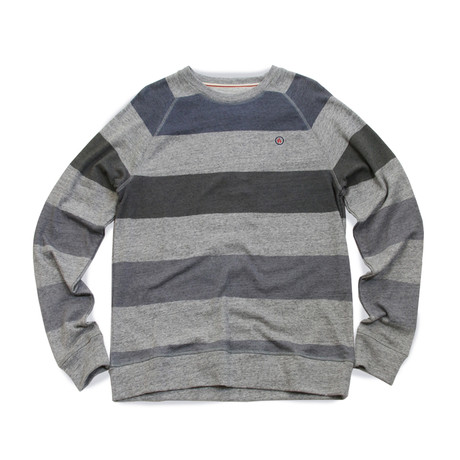Any Day Crewneck Sweater // Heather Grey
