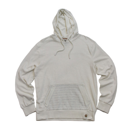 Perennial Pullover // Old White
