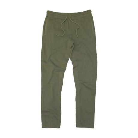 Weekender Pants // Military Green