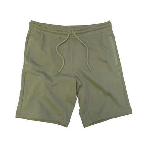 Weekender Shorts // Military Green