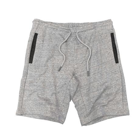 Weekender Shorts // Heather Grey