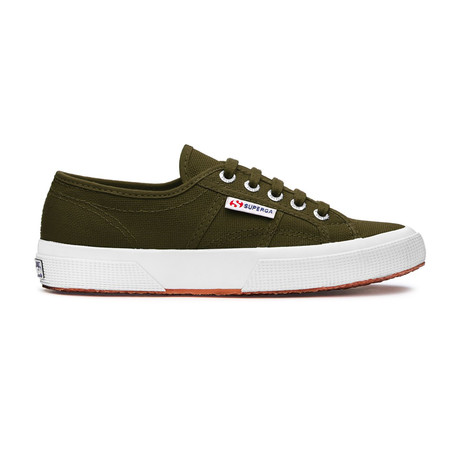 Cotu Low-Top Sneaker // Military Green