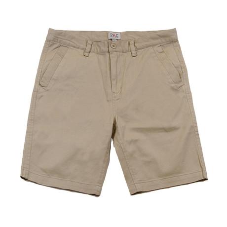 Commander Shorts // Khaki