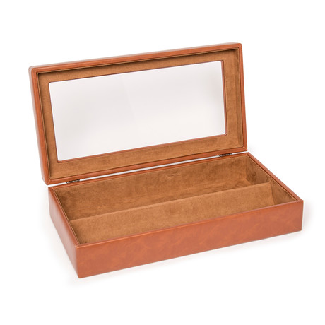 Sunglass Show Box (Gray Lizard)