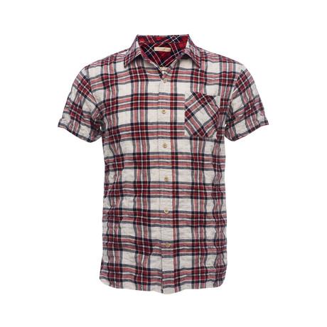 Truman Square Pocket Shirt // White (XS)