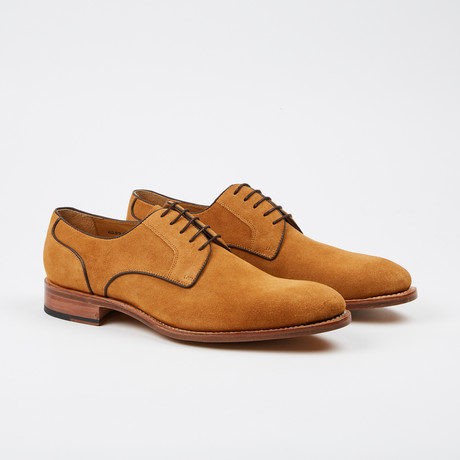 Clark Plain Toe Derby // Tan (US: 7)