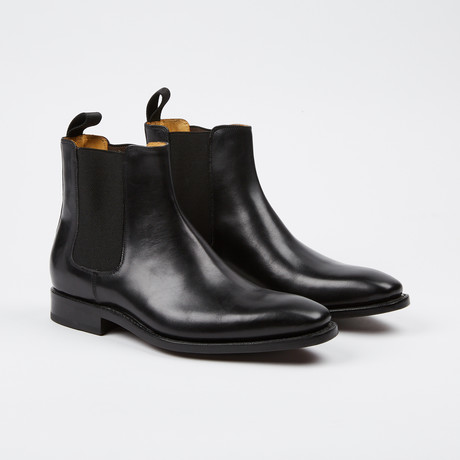 Americano Chelsea Boot // Black (US: 7)