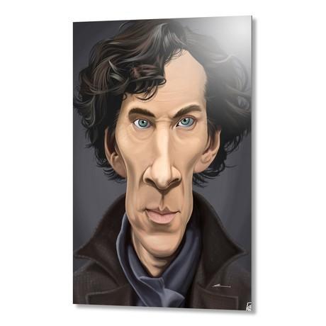Celebrity Sunday: Benedict Cumberbatch // Aluminum Print