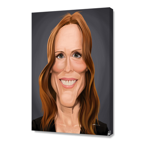 Celebrity Sunday: Julianne Moore // Stretched Canvas