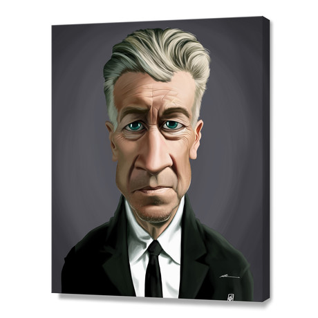 Celebrity Sunday: David Lynch // Stretched Canvas