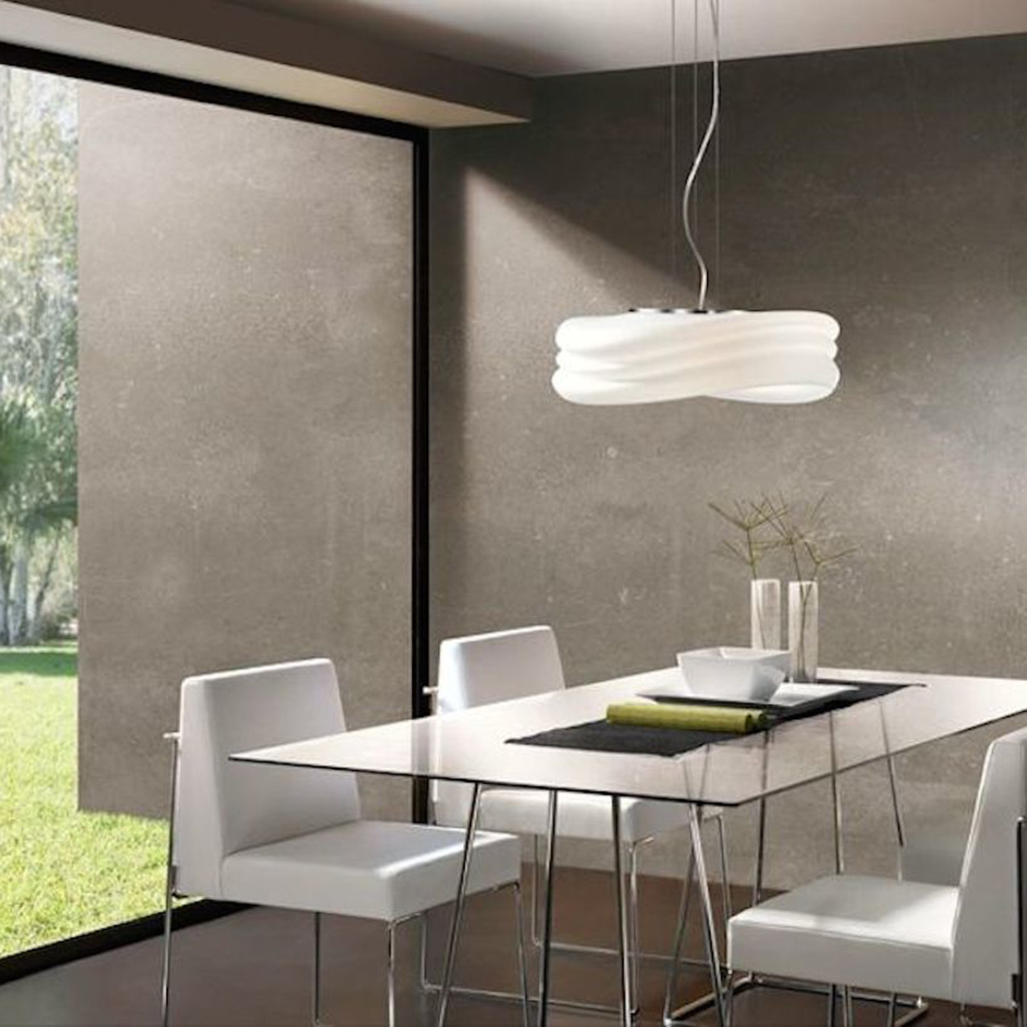 Zeppelin Pendant Lamp - Contempo Lights - Touch of Modern