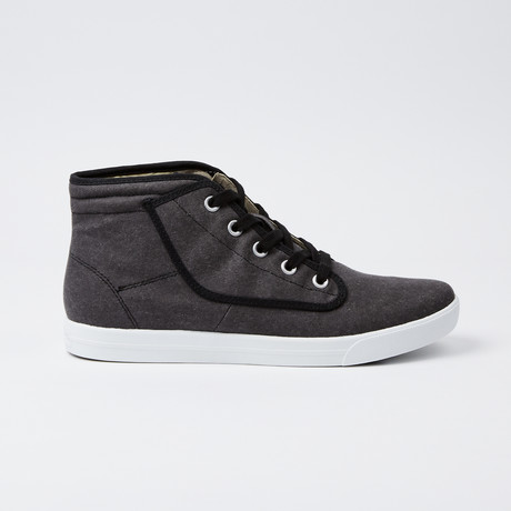 York-Hi Sneaker // Carbon Black (Euro: 41)
