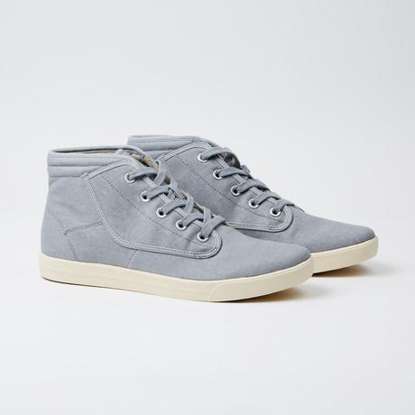 York-Hi Sneaker // Grey