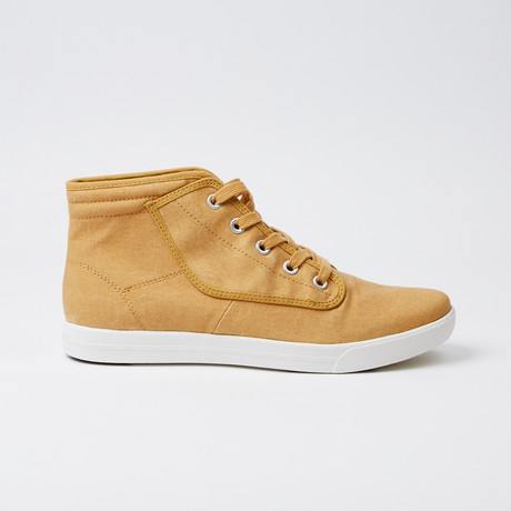 York-Hi Sneaker // Brown (Euro: 41)