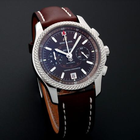 Breitling Bentley Chronograph Automatic // 26362 // Unworn