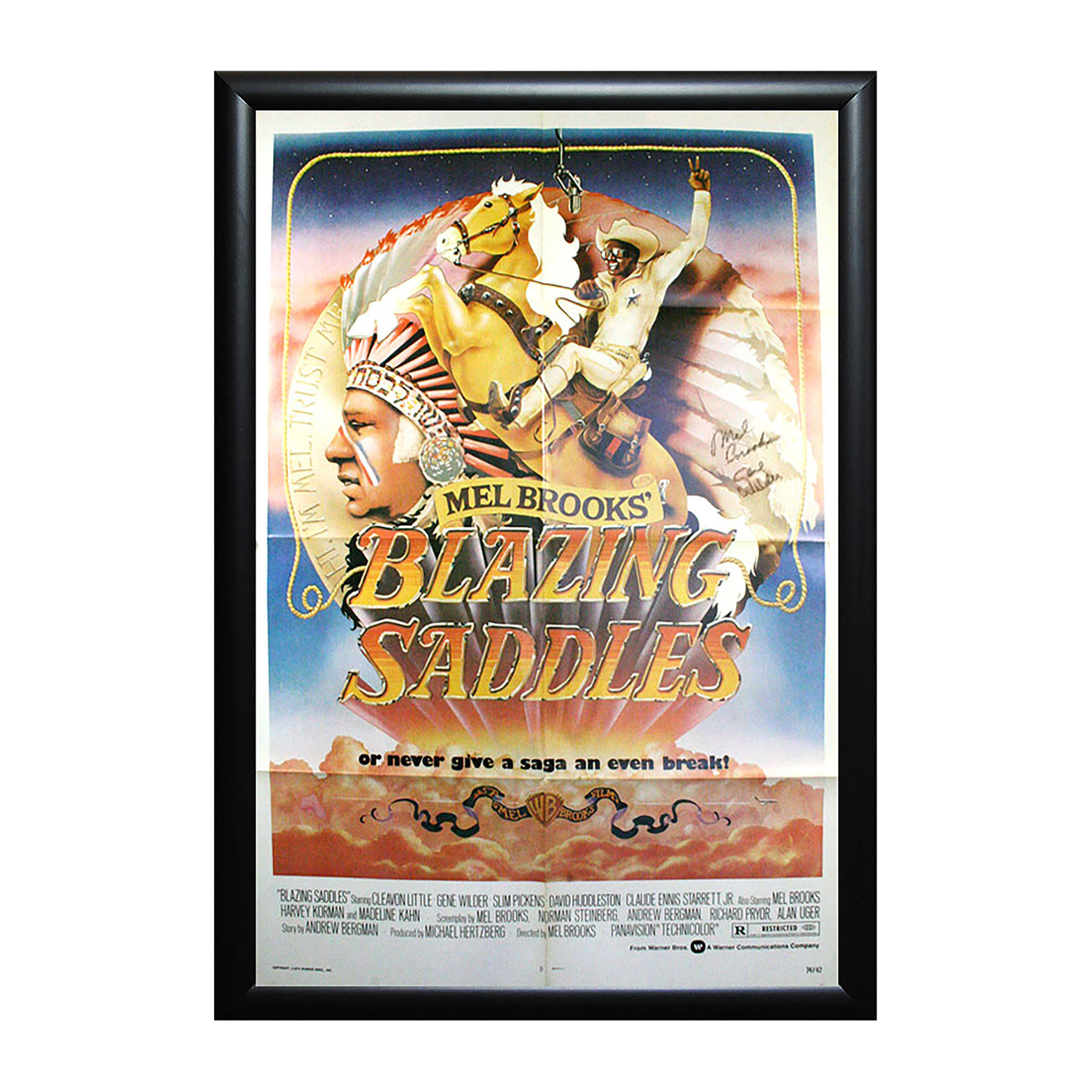 Find great deals on eBay for blazing saddles dvd. Shop with confidence.
