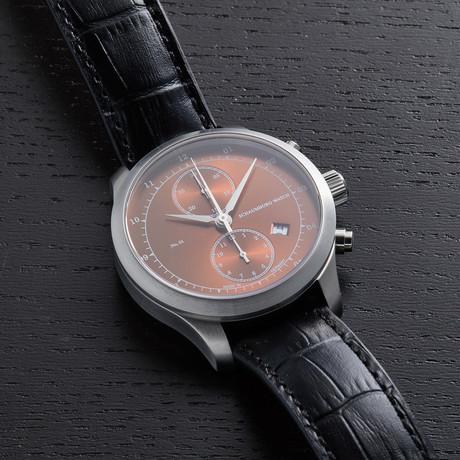 Schaumburg Chronograph Automatic // 101272 // CHRONOGRAPH1BRN