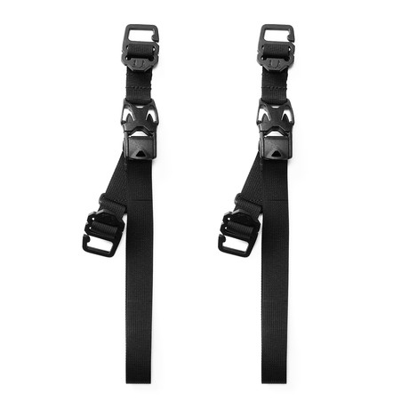 SR Buckle Strap (Jet Black)