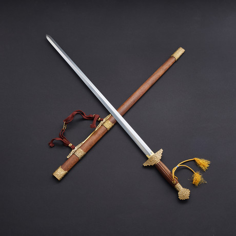 Imperial Qing Sword