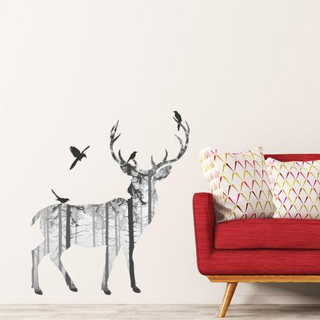 Deer Of Wood