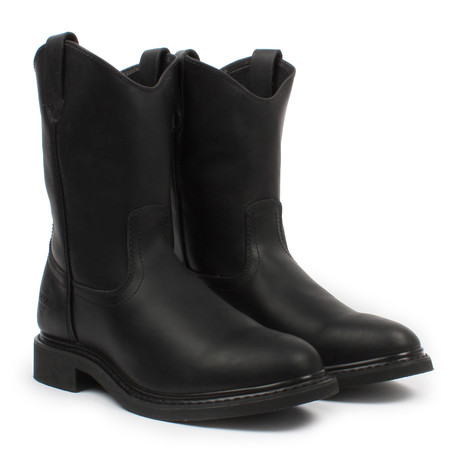 10'' Ropper Boot // Black (US: 6)
