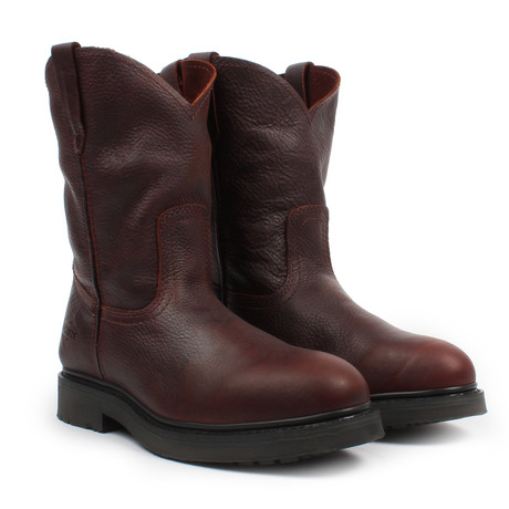 10'' Wellington Oil-Resistant Boot // Brown (US: 6)
