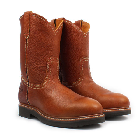 10'' Wellington Oil-Resistant Boot // Light Brown (US: 6)