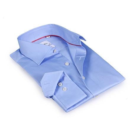 Stewart Button-Up Shirt // Light Blue