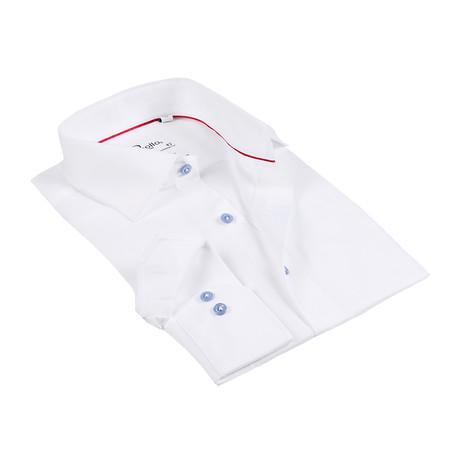 Brian Button-Up Shirt // White (US: 15R)