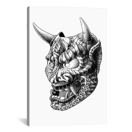Japanese Demon Mask I