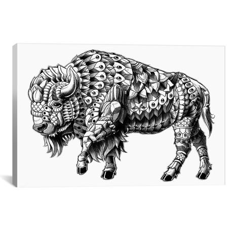 Ornate Bison