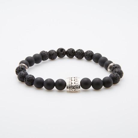 Dell Arte // Onyx Bracelet // Black