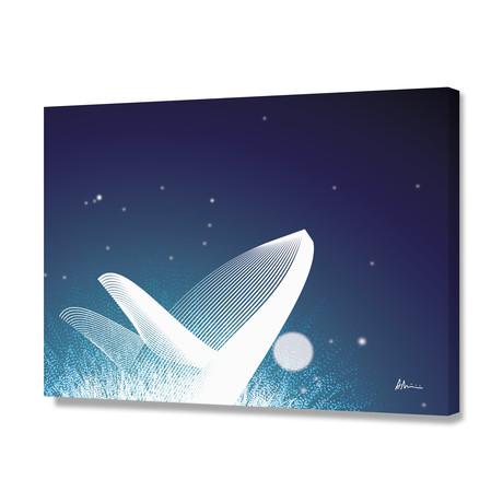 Whale // Canvas