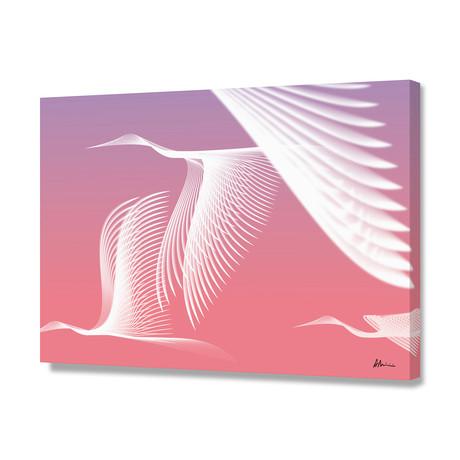 Cranes // Canvas