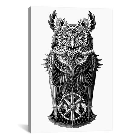 Grand Horned Owl