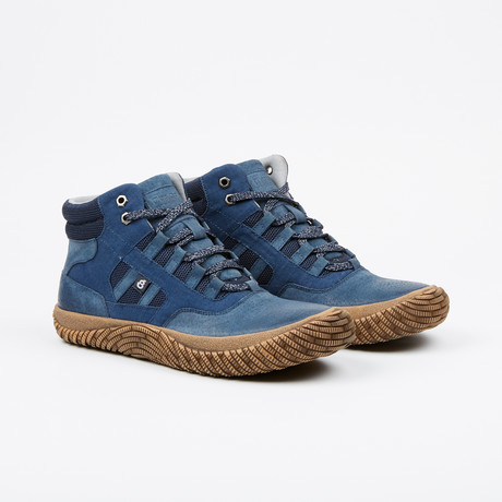 Fearless III High-Top Sneaker // Navy