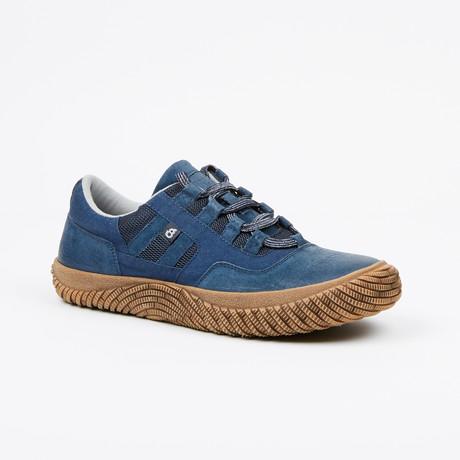 Rebellion Ill Low-Top Sneaker // Navy