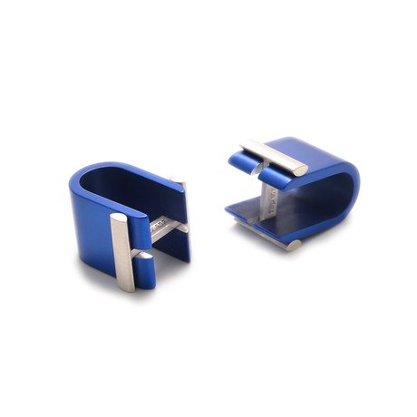 Affinor Cuff Links (Charcoal)