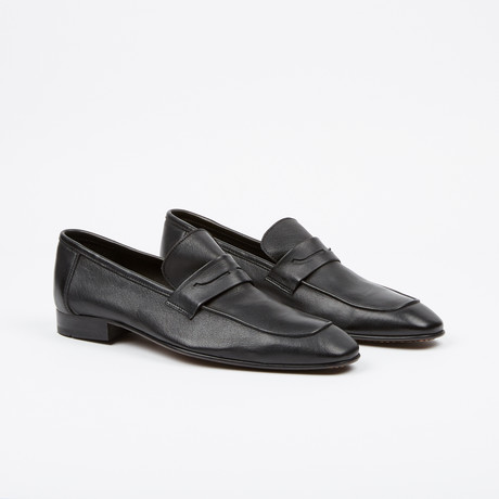 Apron Penny Loafer // Black (US: 7)